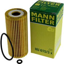Original MANN-FILTER Ölfilter Oelfilter HU 615/3 x Oil Filter