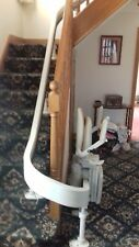 Acorn 80 curved stair lift reconditioned