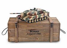 Torro RC Panzer Leopard 2A6 IR 1:16 Profi- Edition Metall 1113889001
