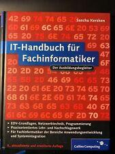 IT Handbuch für Fachinformatiker von Sascha Kersken