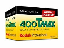 Kodak T-Max 400 35mm 36 exposiciones Película negativa blanco y negro, NUEVO