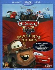 Cars Toon: Mater's Tall Tales [New Blu-ray] With DVD, Widescreen, Ac-3/Dolby D