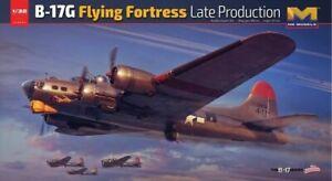 HK Models 1/32 B-17G Flying Fortress Late Version 01E030