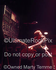 KEITH EMERSON PHOTO EMERSON LAKE PALMER ELP Concert Photo 1975 by Marty Temme 1