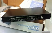 AirLive MW-2000S Wireless Security Management HotSpot VPN Gateway, NEU, OVP