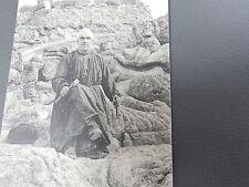Eccentric Stone Mason Sculptor Rothéneuf Social Hist Postcard France