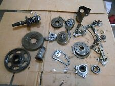 Honda GL1500 GL 1500 Gold Wing 1988 88 misc engine parts gears gear