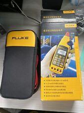 W/ Paper Box Fluke 773 Milliamp Process Clamp Meter Current Source Calibrator