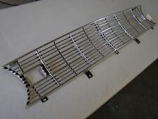 NOS OEM 1960 Ford Falcon Aluminum Center Grille