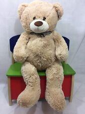 Teddybär Xxl 190cm Big Groß Teddy Stofftier Plüschtier Charlie Hellbraun Plüschtiere & -figuren Herz Reine WeißE