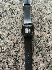 Apple Watch Series 4 GPS+LTE w/44MM Gold Stainless Steel Case & Black Sport Band