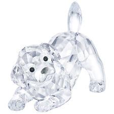 Swarovski Crystal Creation 5408608 Labrador Puppy, Playing RRP $119