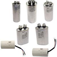 250-440V Capacitors CBB60 / CBB65 AC Electric Motor Start HVAC Blower Compressor