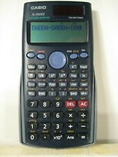 Casio fx-300ES Solar Scientific Algebraic Non-Programmable Function Calculator