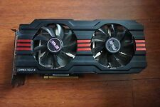Asus AMD Radeon HD 7970 DirectCU II 3GB GDDR5(5500Mhz) PCI-E Grafikkarte DEFEKT