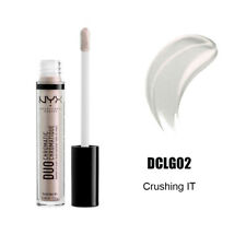 Nyx Duo Chromatic Lip Gloss *Choose any Color* Dclg