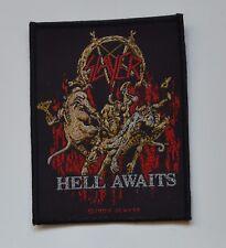SLAYER - Hell Awaits - Patch - 8,2 cm x 10,3 cm - 164529