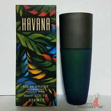 ARAMIS HAVANA Eau de Toilette Spray - 1.7 Oz. 50ml EDT *Original Old Version*