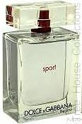 Treehouse: Dolce And Gabbana D&G The One Sport EDT Tester Perfume For Men 100ml