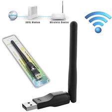 150M USB 2.0 Wireless Network Card Ralink RT5370 WiFi Networking 802.11 b/g/n