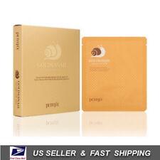 [ PETITFEE ] Gold & Snail Mask Sheet 5sheet +Free Sample+