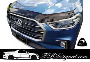 2017+ LDV D90 SUV -  DARK TINT Bonnet Protector / shield/ guard