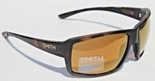 SMITH OPTICS Colson POLARIZED Sunglasses Matte Tortoise/Bronze Mirror ChromaPop