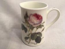Redoute Roses Creamer Fine Bone China Roy Kirkham New England Floral