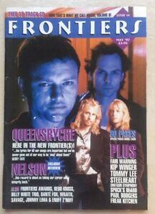 Frontiers Magazine Queensryche Nelson Kip Winger Steelheart 1997