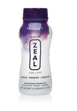 Zurvita Zeal For Life 24 Individual Bottles ON THE GO