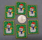 Christmas Snowman Motifs - Packet 12