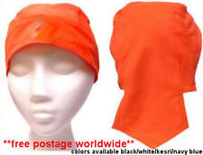 Sikh punjabi turban/patka/pathka/bandana/Head Wrap manycolors khanda/kara/kirpan