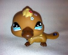 Littlest Pet Shop Platypus Mail Away Special Limited # 1395 LPS Hasbro