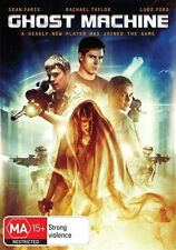 Ghost Machine (DVD, 2010) New & Sealed