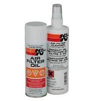 K&N RECHARGER KIT - AIR FILTER CLEANER AEROSOL & OIL kn
