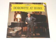 DGG Digital - Vladimir Horowitz - Piano - LP - At Home - MOZART SCHUBERT