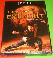 THE EVIL CULT - Jet Li - Precintada