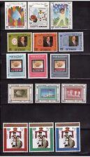 Jordan Stamps collections, 1994-1997-1999  / 7 Sets , MNH, High CV.