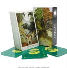 Animal Tarot Deck 78 Cards Waite Rider Divination Fortune Mind Body Spirit Read