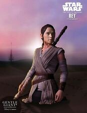 Other Busts--Star Wars - Rey Episode 7 The Force Awakens Mini Bust