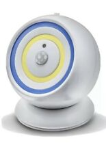Sensor Brite LED Night Light 360 Motion Activated Sensing Battery Power