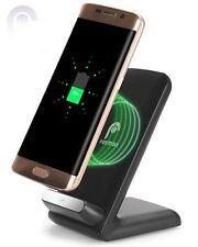 Table Desktop Wireless Charging Dock Station Stand for Samsung Galaxy S7/S7 Edge