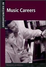 Opportunities in Music Careers