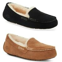 NEW UGG Ansley Women's Water-resistant Wool Lined Slippers SELECT SIZE & COLOR
