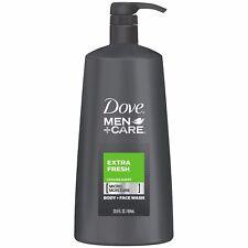 Gel De Ducha Para Hombres Con Válvula, Hidratación Sensación Fresca, 23.5 Oz