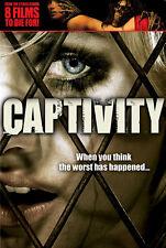 CAPTIVITY Movie POSTER 27x40 C Elisha Cuthbert Daniel Gillies Pruitt Taylor