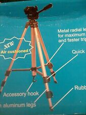 BOWER ST3100 Classic Steady Lift Series Photo Video Tripod 58.5 In
