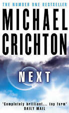 Next by Michael Crichton (Paperback) NEW BOOK