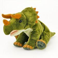 Dinosaur Triceratops Plush Stuffed Animal  COLORATA