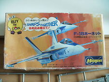 Modelkit Coinseries Hasegawa F-18 Hornet on 1:160 in Box